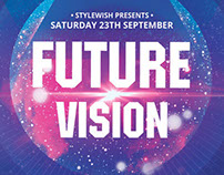 Future Vision Flyer