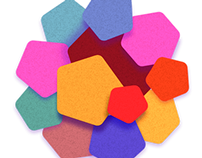 Color Collection, palettes; Android app