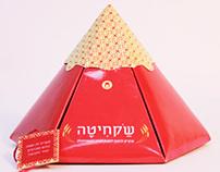 hamin wheat bag- packaging design
