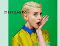 Marimekko Lookbook Spring 2013