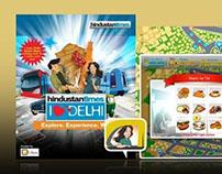 Games, Apps, Virals