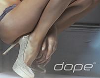 dope - name & logotype
