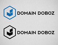 Sample Logo Design /Domain Doboz/
