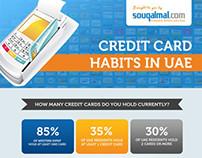 Souqalmal - Credit Card Habits in UAE