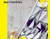 Marimekko Spring 2013 campaign