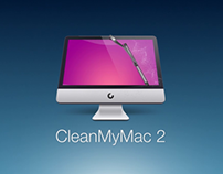 CleanMyMac App Intro