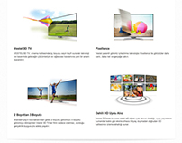Vestel TV web images