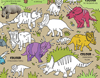 Dinosaur Doodlepedia
