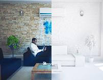 Samsung MaxSplit AC TVC