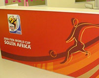CUSTOM Point of Sale - Soccer World Cup