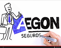 AEGON SEGUROS TV Commercial & Visual Thinking