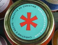 Christine Cushing*s packaging