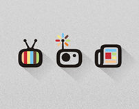 TV, RADIO, NEWSPAPER
