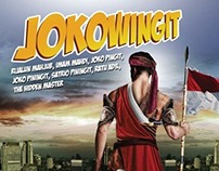 Jokowingit | Poster Design For Kenduri Cinta, Jakarta