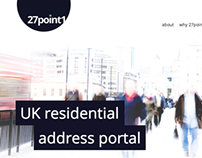 27point1 | Responsive Website
