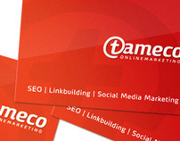 tameco Onlinemarketing – Redesign