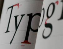 Typefaces Catalog