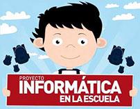 Informática en la Escuela - Diseño Editorial