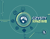 Czysty Biznes(Clean Business)Motion Graphics | HD