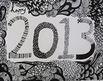 Sketchbook #01 (2012 / 2013)