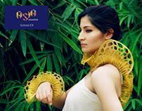 Etheragami : India International Jewellery Week 2013