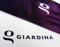 Giardina brand identity & website design