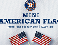 ASTROS Facebook Promotional Items ADS