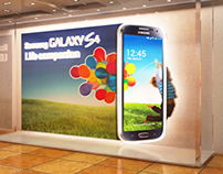 SAMSUNG S4 - S4 mini - S4 Zoom. (VIRGIN Mega Store).
