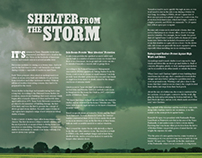 Shelter from the Storm: Advertorial in Lands of Texas