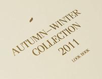 Look-book Solo Farfalle (automne/hiver 11/12)