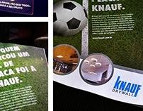 Anúncio Knauf Drywall