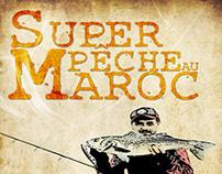 Poster Association Super Pêche au Maroc