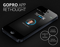 GoPro App Rethought