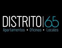 Cliente: Porticos / Proyecto: Distrito 65