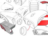 Ducati Projector (2012)