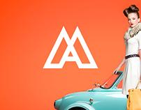 Alex Martinez Brand Identity
