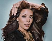 Eva Longoria Cover Image - Discovery Style Magazine