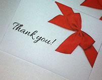 Thank You (Appreciation) Envelopes