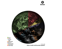 Oxfam ( D&AD Project )