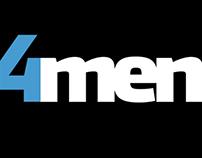 4men magazine Brand & Prototype
