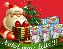 Natal Mais Feliz Danby Cosulati