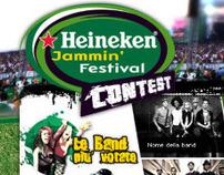 Heineken Jammin' Festival Contest