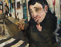 Eugenio Aguilar Suarez - Santo patrono de los peatones