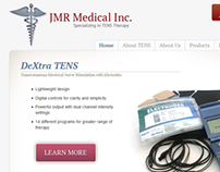 JMR Medical - Web Design\Dev