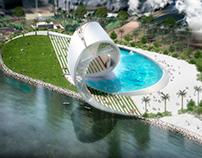 Miami Barrel | Miami Landmark Wave Park for Surfers