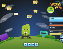Mehbit Wordplay Flash Game