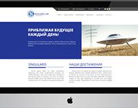 website for Singularis