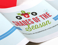 A to Z Communications Holiday Card