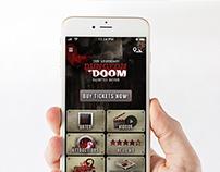 Dungeon Of Doom | Horror / Haunt Mobile Website