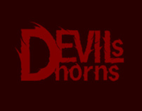 'Devil's Horns' Font